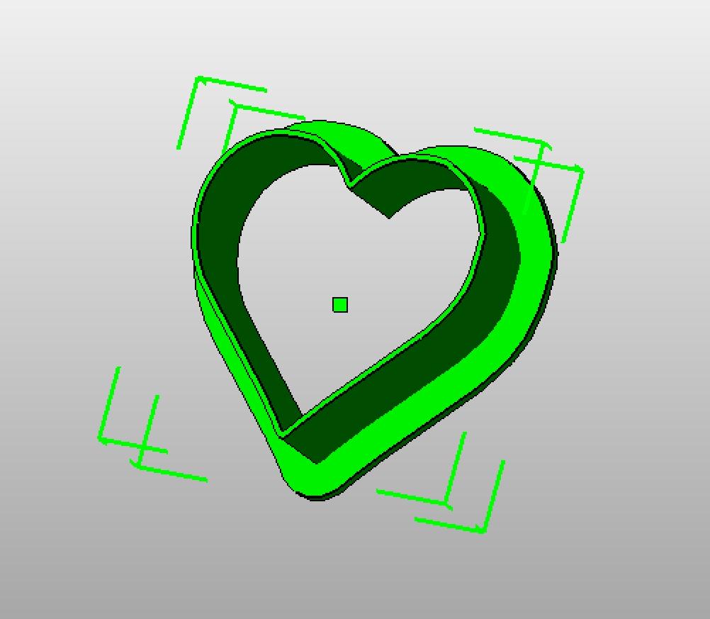 Herz Keksausstecher